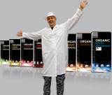 Plamil chocolate bars