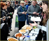 Covent Garden Vegan Food Tasting