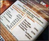 Plamil chocolate labelling