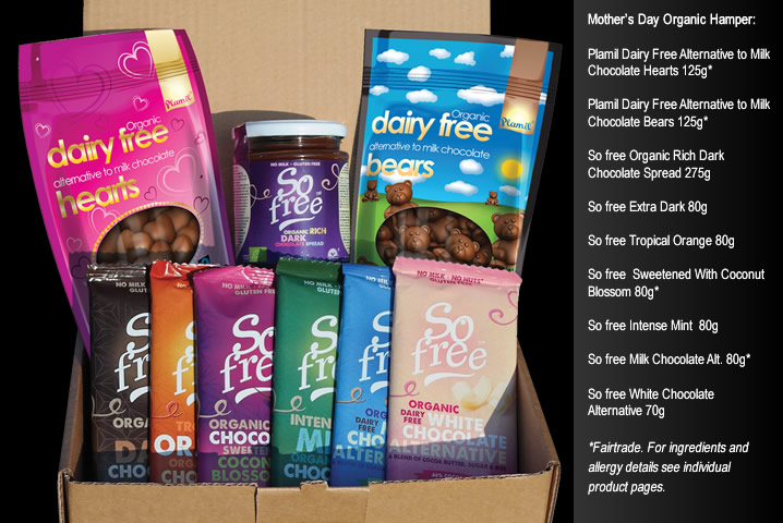 Organic Gift Hamper - Click Image to Close