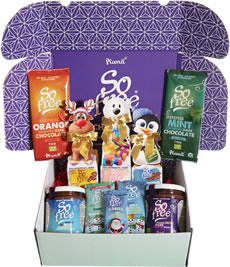 Animal Christmas Hamper