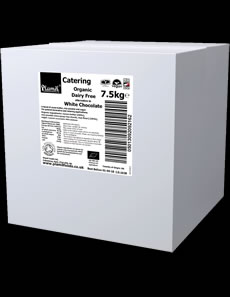 Organic Alternative To White Chocolate Catering Pack Large