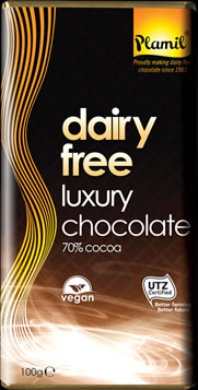 Free From Luxury Chocolate