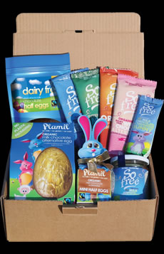 Easter Organic Hamper