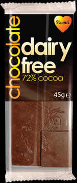 Free From Luxury Chocolate 45g - Case of 24