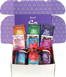Plamil So free Love Hamper with Cocoabites