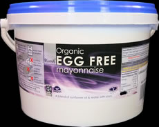 Organic Egg Free Mayonnaise Catering Pack