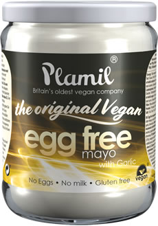 Garlic Egg Free Mayo