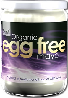 Organic Plain Egg Free Mayonnaise