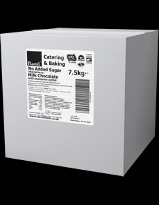 No Added Sugar Alternative To Milk Chocolate Catering Pack Large