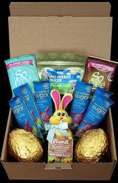 No Added Sugar Easter Hamper