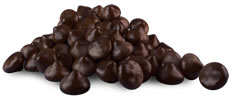 Organic Chocolate with Coconut Blossom Sugar Drops 7.5kg