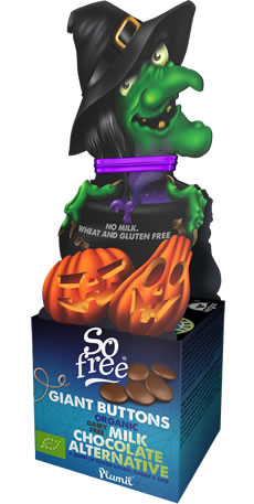 Plamil So free Organic Halloween Character Box
