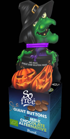 So free Organic Halloween Character Box