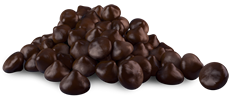 Organic Luxury Chocolate Catering Drops