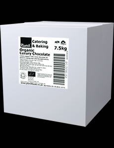 Organic Luxury Chocolate Catering Pack Large