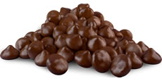 Organic Milk Chocolate Alternative Catering Drops