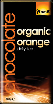 Organic Orange Chocolate