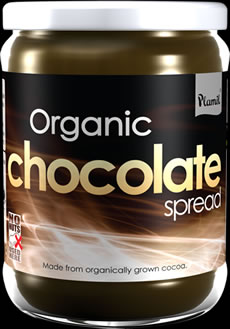 Organic Chocolate Spread