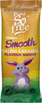 Plamil So free Salted Caramel Bunny Bar