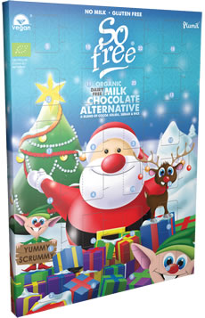 Plamil So free Organic Advent Calendar