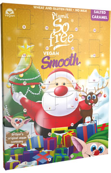 Plamil So free Salted Caramel Vegan Advent Calendar