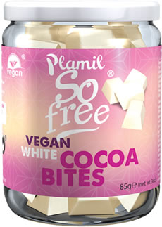 Plamil So free Vegan White Cocoabites