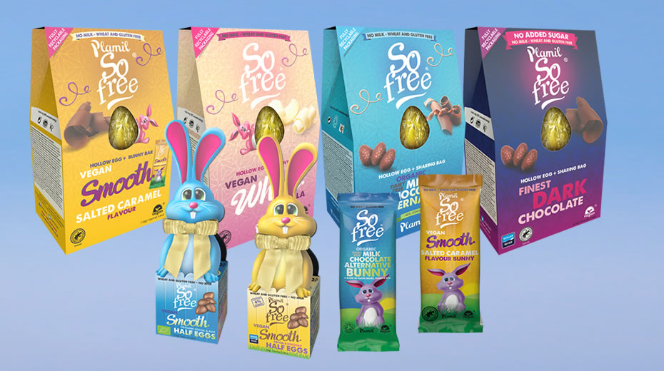 Our Vegan Easter Chocolate Range!