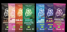 Plamil So free organic chocolate