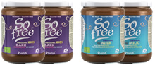 So free organic chocolate spreads