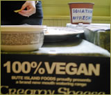 Plamil products at the Wolverhampton Vegan Fair